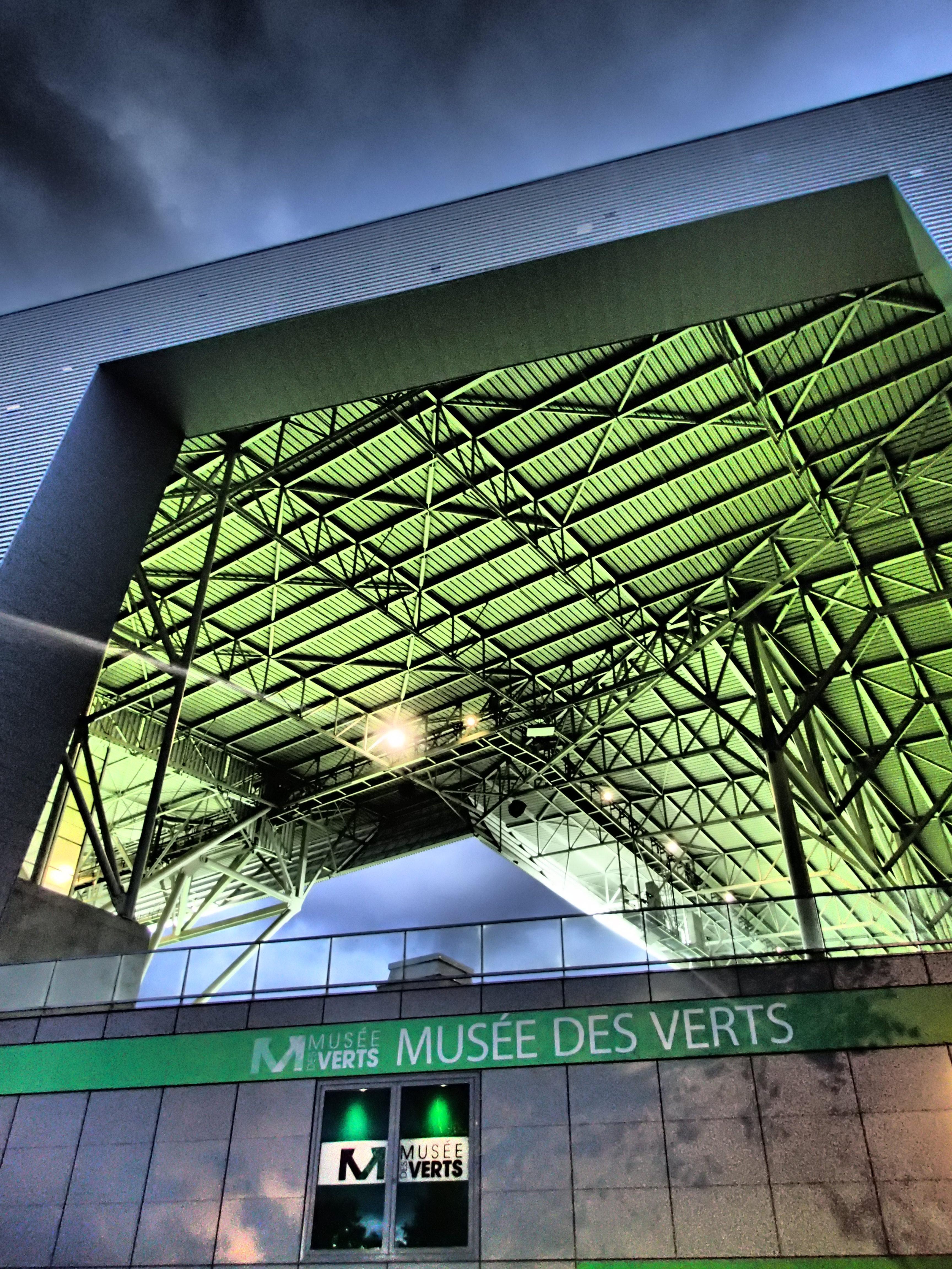 Sainté accueille ses étudiants au Musée des Verts