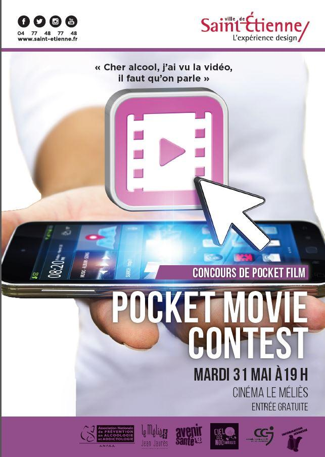 "Finale du concours des pockets film ""Pocket Movie Contest"""