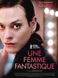 Affiche Une femme fantastique - Face à Face