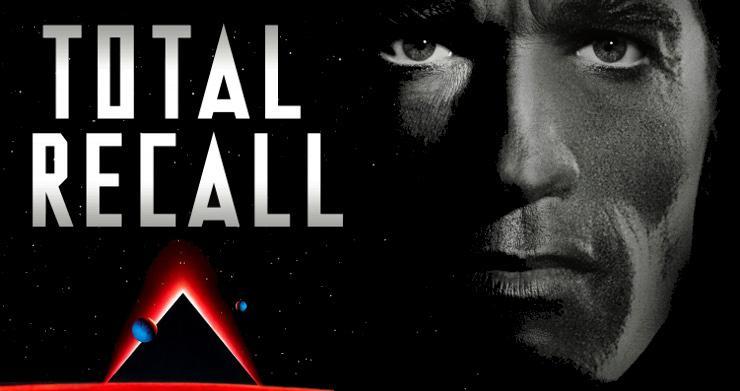"""""""TOTAL RECALL"""" de Paul VERHOEVEN"""